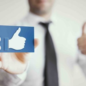 Social Solutions SA Facebook Thumbs up
